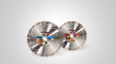 Diamond Blades DIAMAX for Dry and Wet Cutting