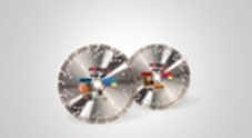 Diamond Cutting Blades PREMIUM for Dry / Wet Cuts